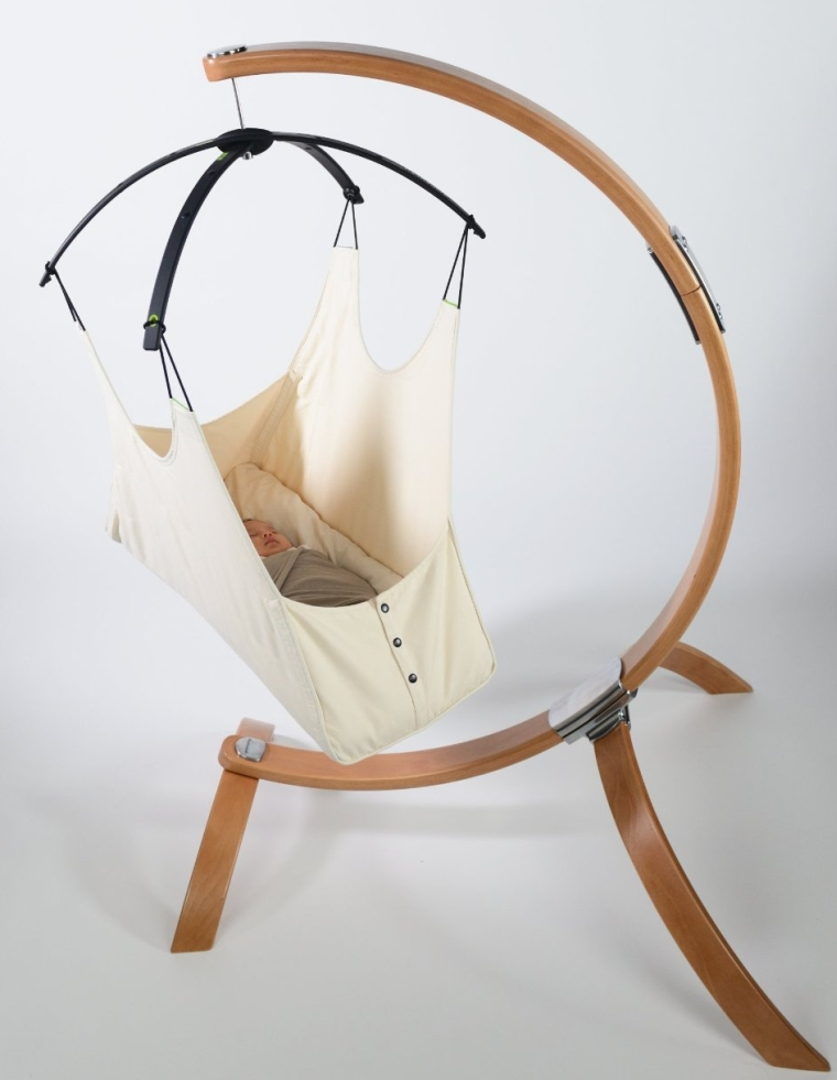 Okoa Stand and Organic Hammock