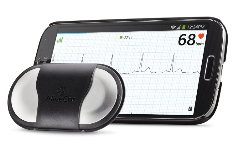 AliveCor Alivecor Heart Monitor for Ios and Android Devices