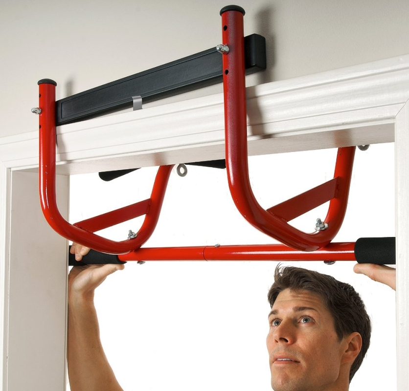 Elevated Chin Up Station
