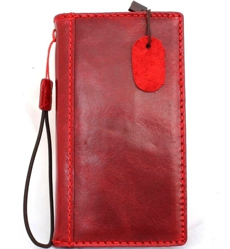 Leather Hard Case Fit for Iphone 6 Book 4.7