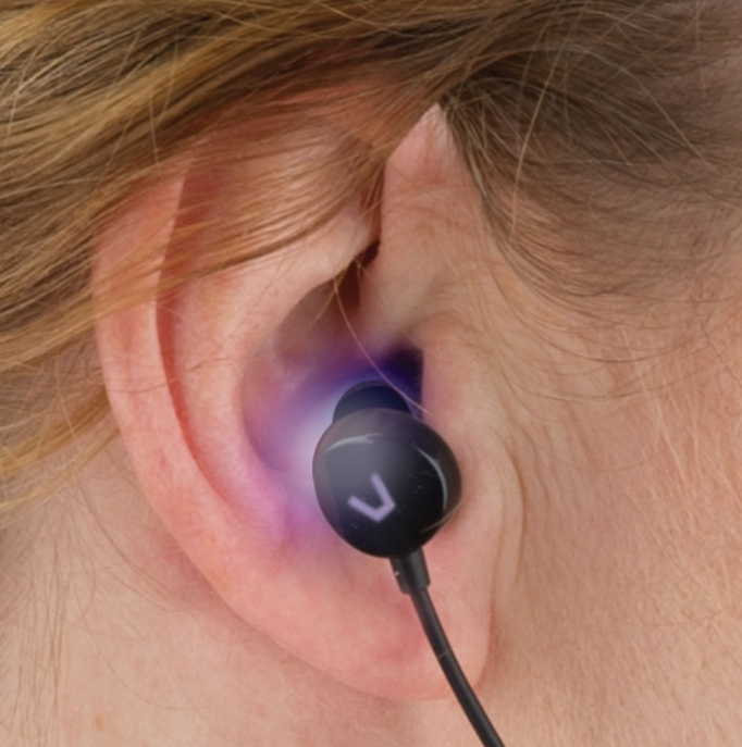 The Light Therapy Earbuds