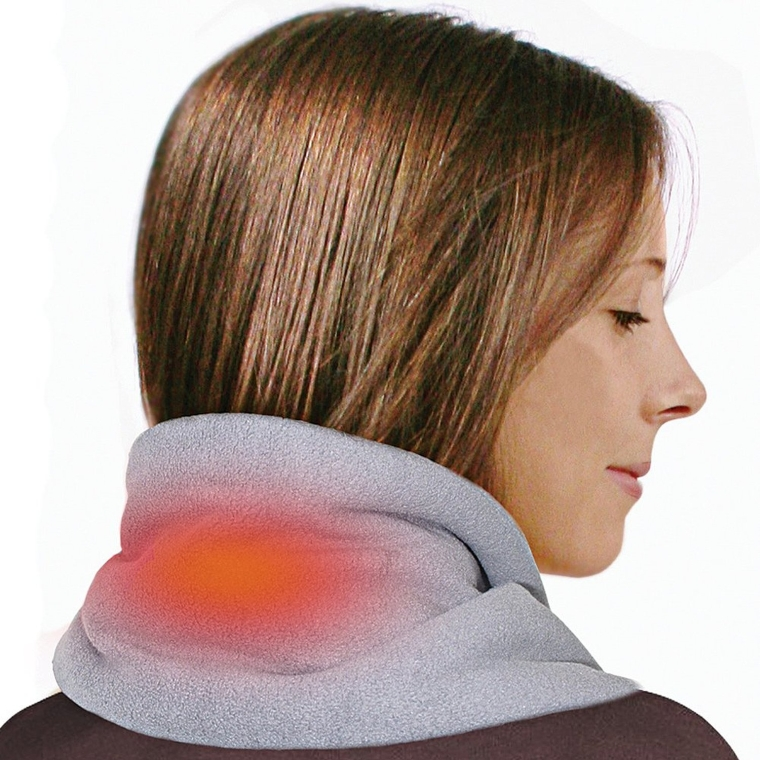 Wireless Heated Neck and Shoulders Scarf