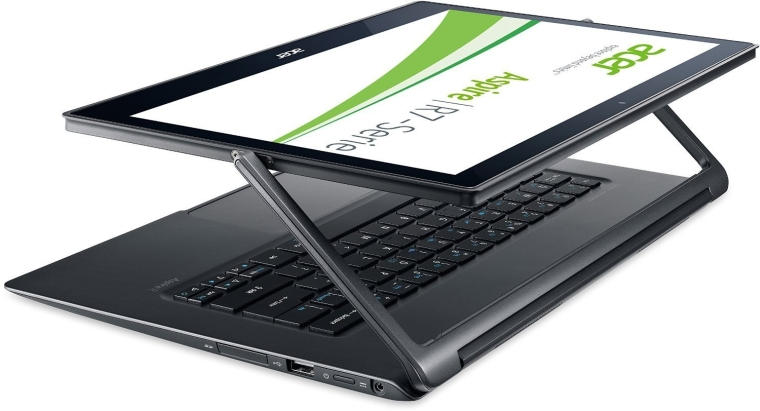 Acer Aspire R 13  13.3 WQHD Touchscreen 2-in-1 PC