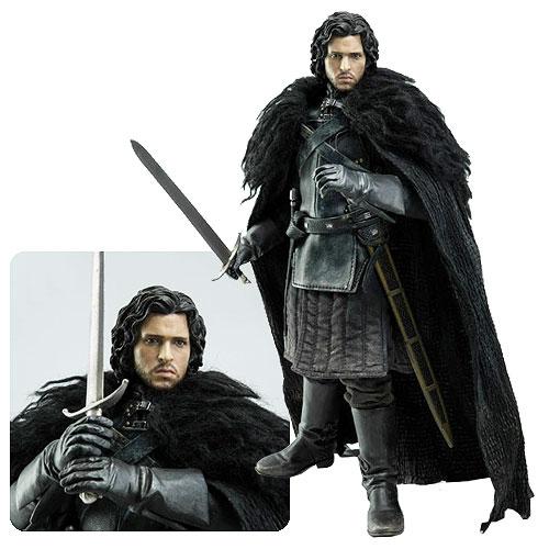 Game of Thrones Jon Snow 16 Scale Action Figure
