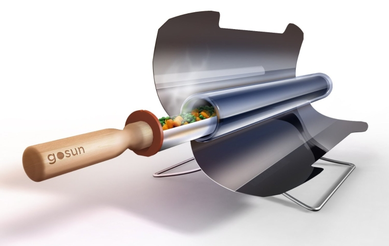 GoSun Stove, Sport Edition, Portable, High Efficiency Solar Cooker