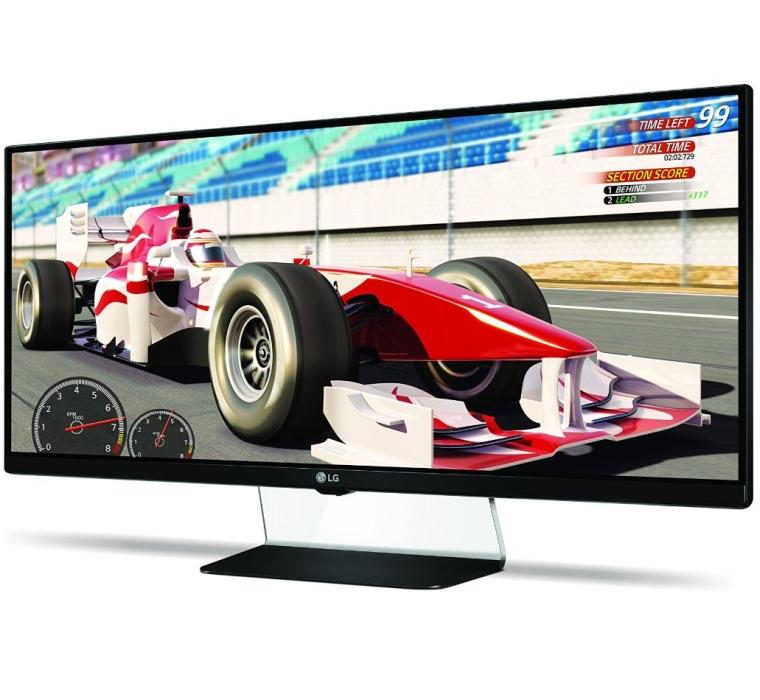 LG Electronics  34-Inch Screen LED-lit Monitor