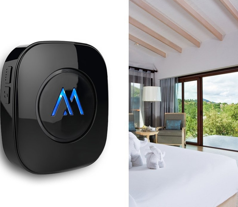 Magicfly Portable Wireless Doorbell Chime Kit