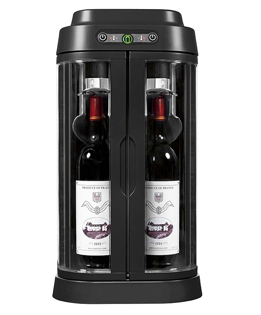 Two Wine Bottle Chiller And Preserver