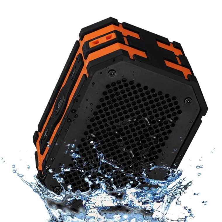 Armor Portable Bluetooth Speaker