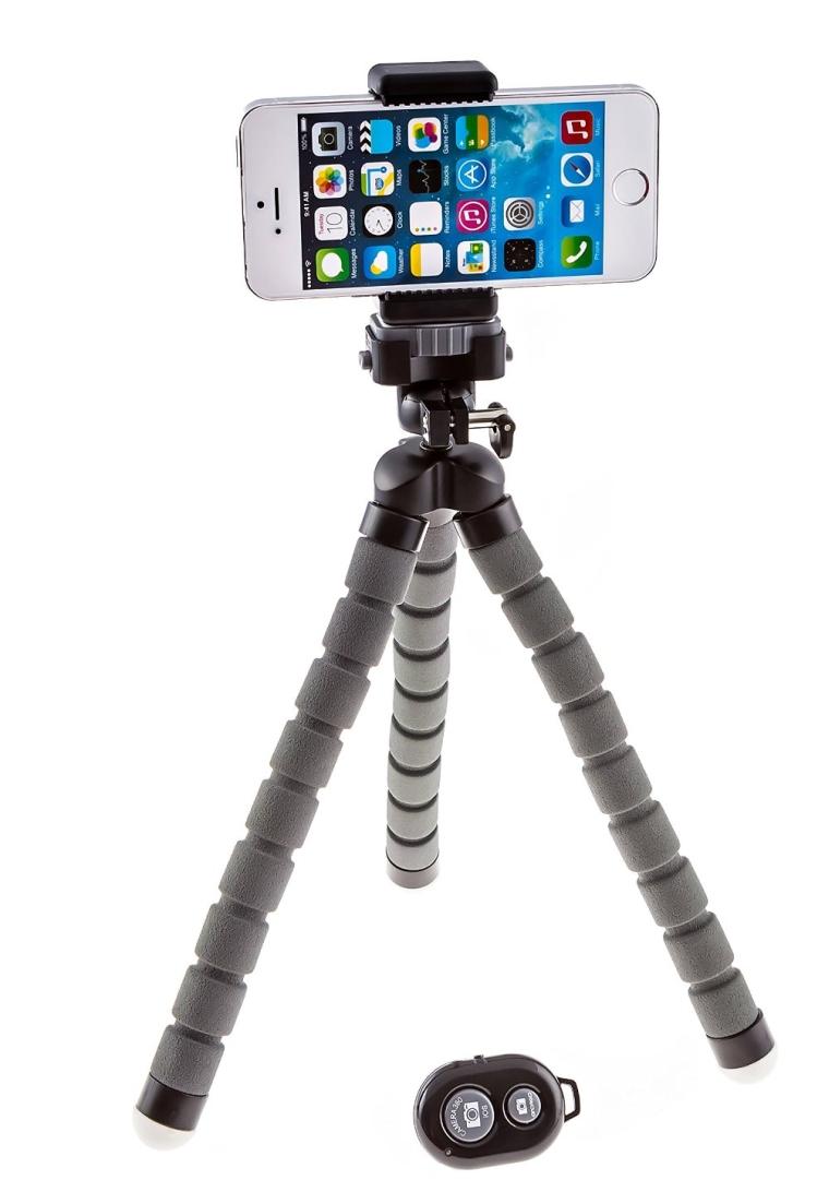 Flexible Tripod with BONUS for Camera