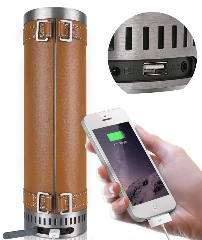 I-venstar Wireless Stereo Speaker System Support Airplayitunesdlan