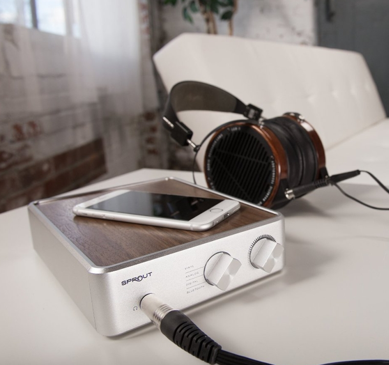 PS Audio SPROUT-US Complete Hifi Home Audio AmpDAC