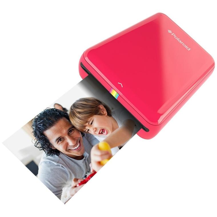 Polaroid ZIP Mobile Printer wZINK Zero Ink Printing Technology