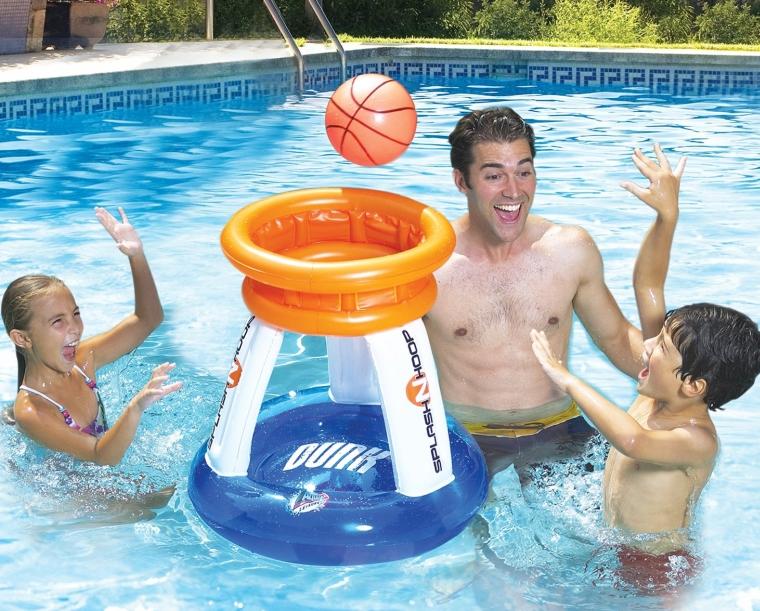 Pool Basketball Slam Dunk