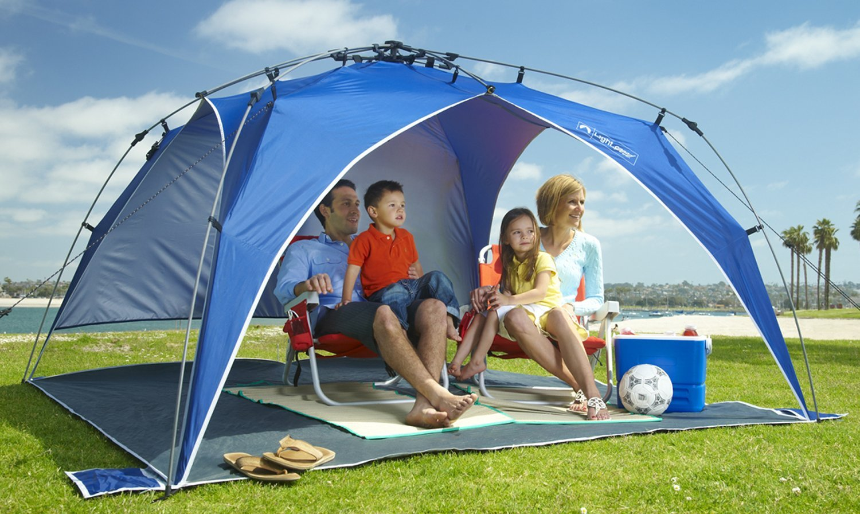 Quick Beach Canopy Tent