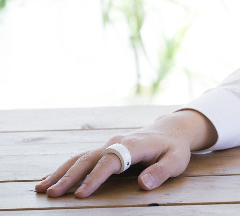 Ring ZERO S White