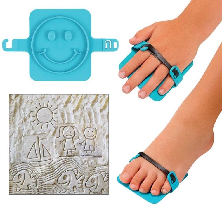 Sand Art Stampers