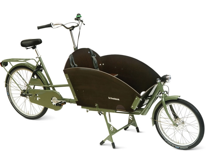 The Authentic Dutch Bakfiets