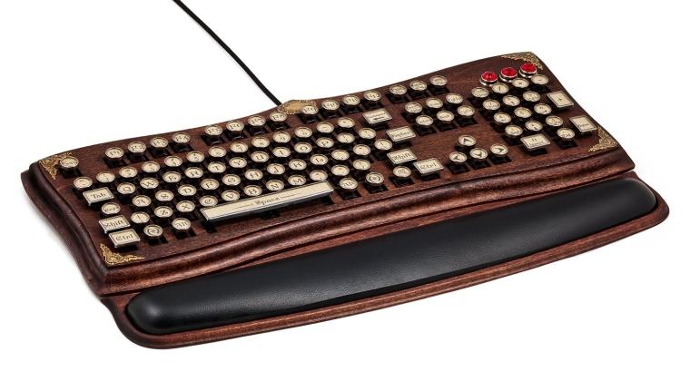 The Diviner Keyboard