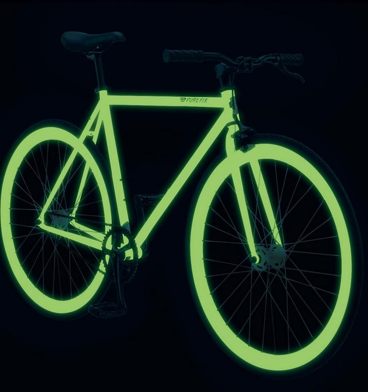 The Glow Bike