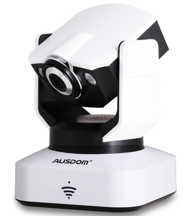 Wireless IP Camera WiFi P2P HD 720P Cloud Camera Night Vision Pan