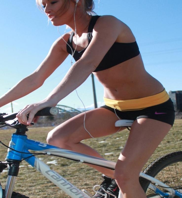 World's Best Running Belt & Fitness Workout Belt
