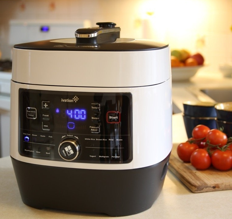 8-In-1 Programmable Multi-Function Pressure Cooker
