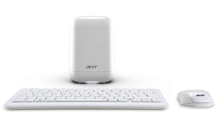 Acer Revo One RL85-UR51 Home Entertainment Desktop (Windows 10)
