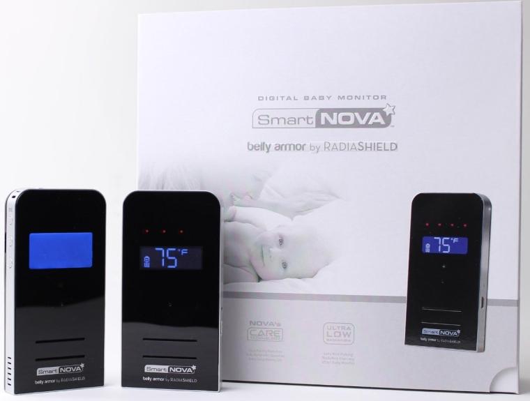 Belly Armor SmartNOVA Baby Monitor