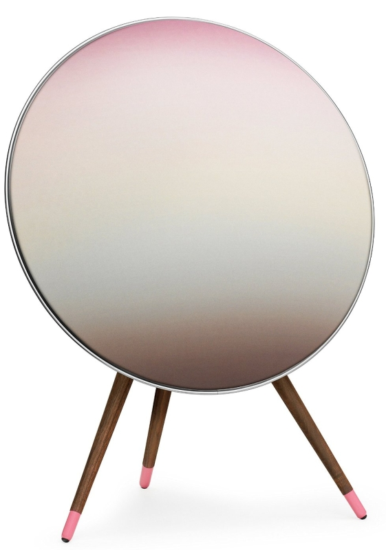 BeoPlay A9 Nordic Sky Dusk & Walnut Accessory Pack