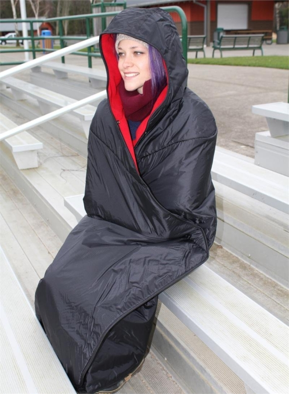 Extreme Waterproof Hooded Blanket