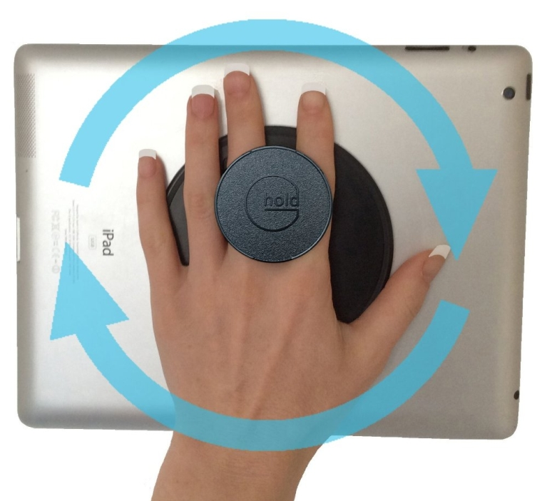 G-Hold iPad Holder A Ergonomic And Comfortable Tablet Holder