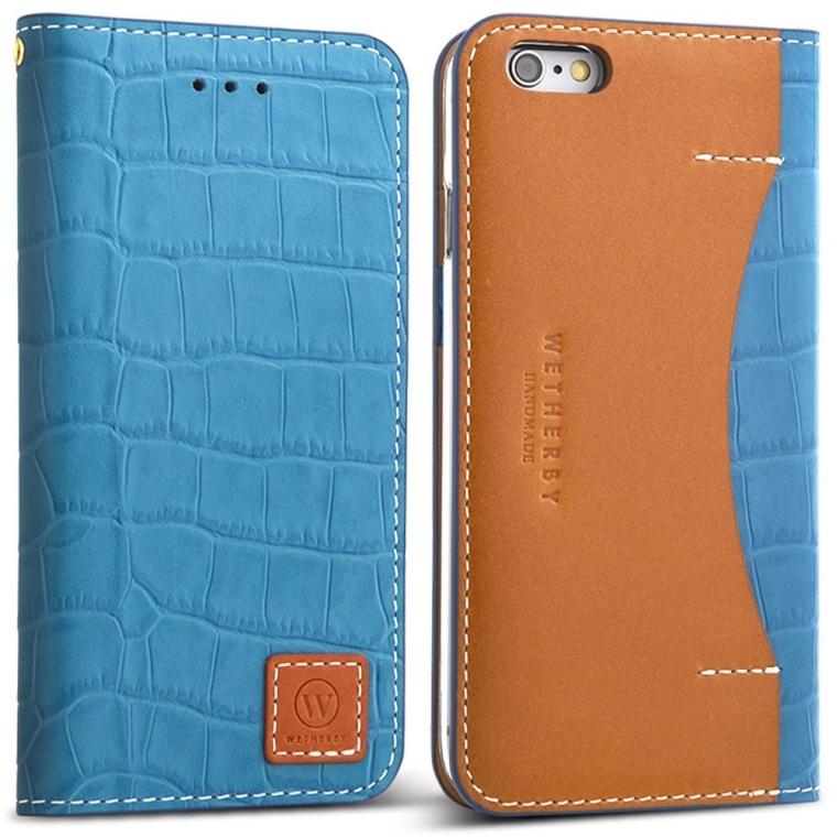 Handcrafted Genuine Cow Leather Folio Flip ID Credit Card Storage Holder Luxurious Wallet Case