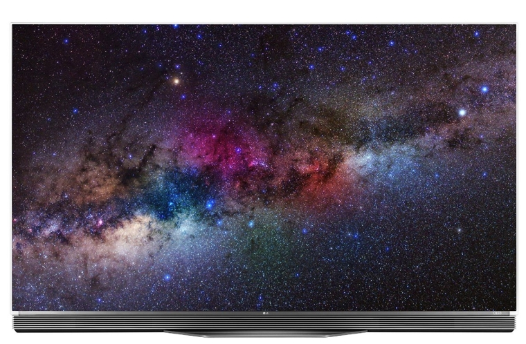 LG Electronics OLED65E6P 65-Inch 4K Ultra HD Flat Smart OLED TV