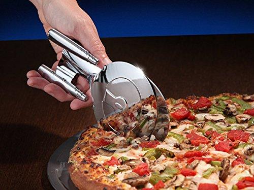 LStar Trek U.S.S. Enterprise D Pizza Cutter