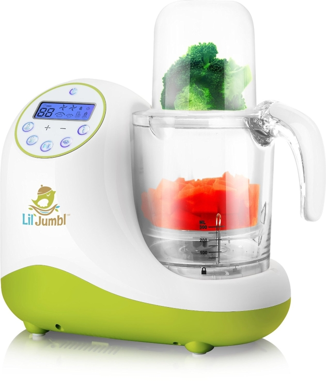 Lil' Jumbl MealPro All-in-One Baby Food Blender