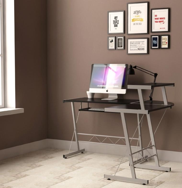 Modern Design Durable L Shape Computer Desk
