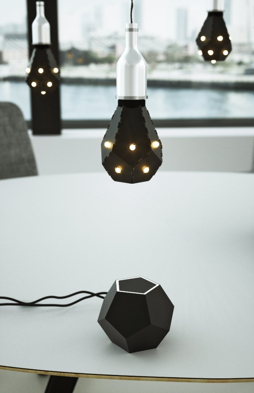Nanoleaf Smarter Kit, Matte Black