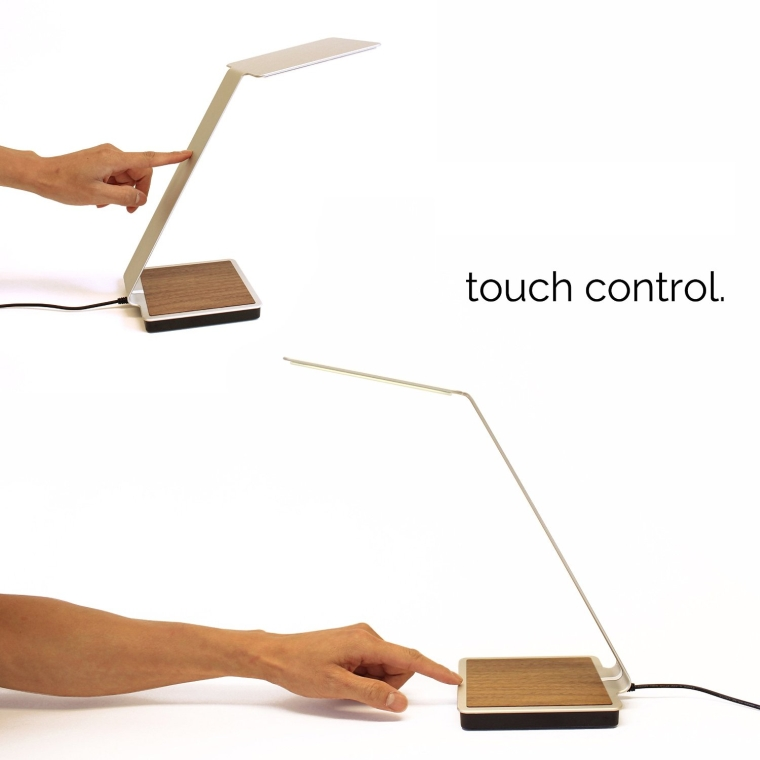 OLED DeskTable Lamp with Wireless Charging