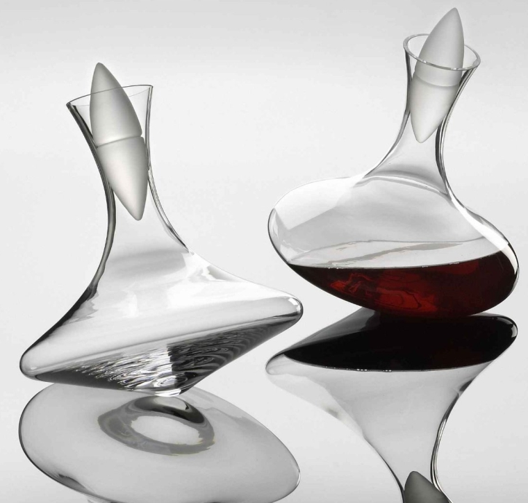 Orbital Wine Decanter