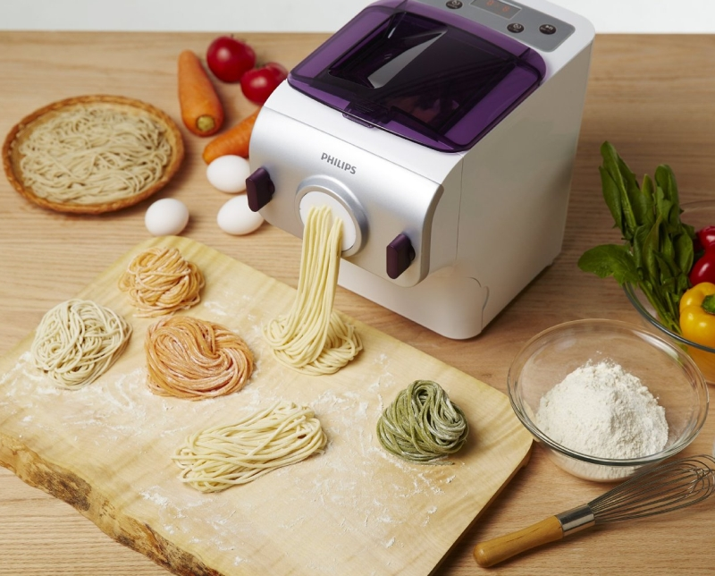 PHILIPS [raw noodles at home] noodle maker