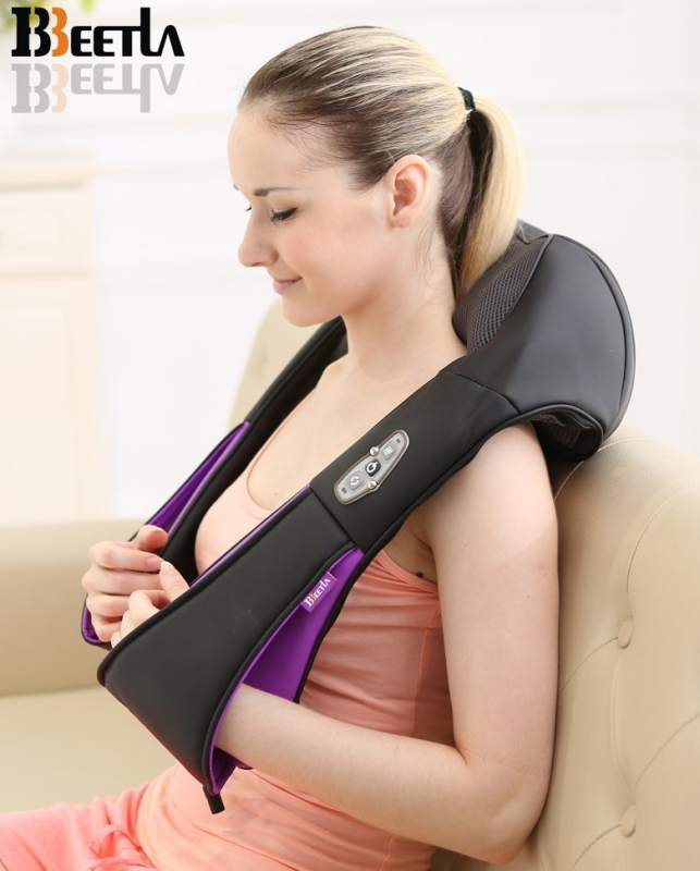 Plus Shiatsu Neck and Shoulder Massager