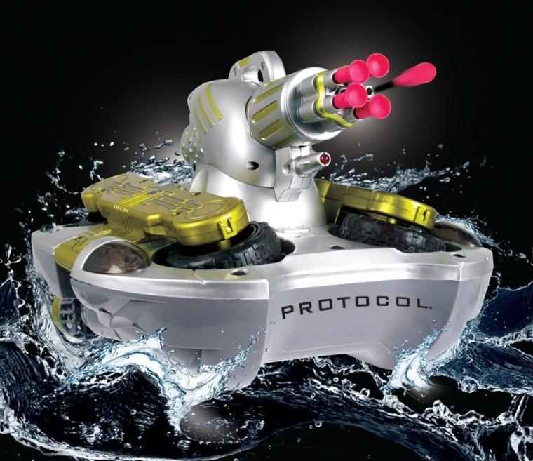 Protocol Radio Control Amphibious Super Tank