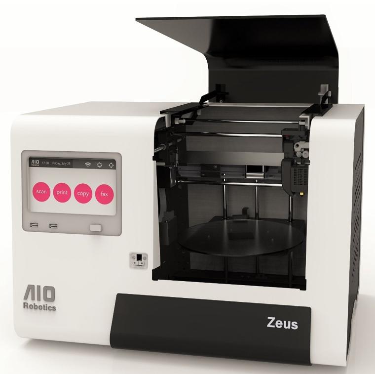 Robotics Zeus All-In-One 3D Printer