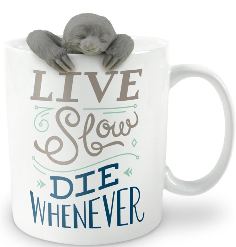 TEA FOR TWO Infuser and Mug Gift Set