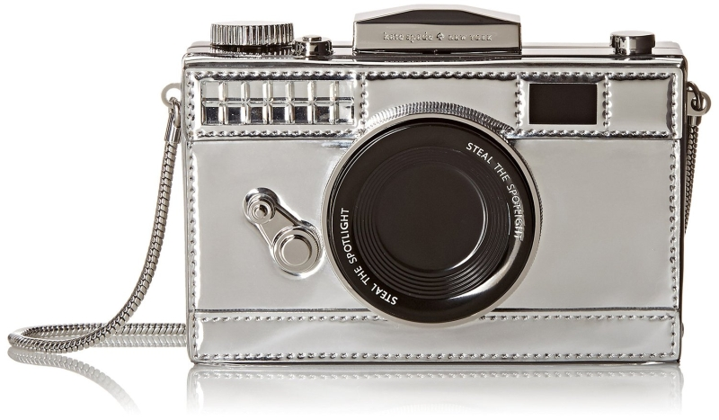 The Spotlight Camera Convertible Cross Body Bag