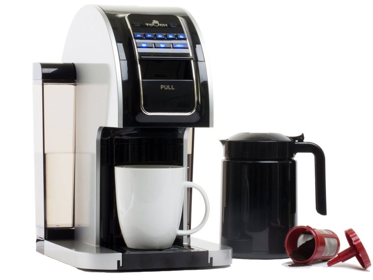 Touch Brewer T526S Brewing System For Single Cup Coffee