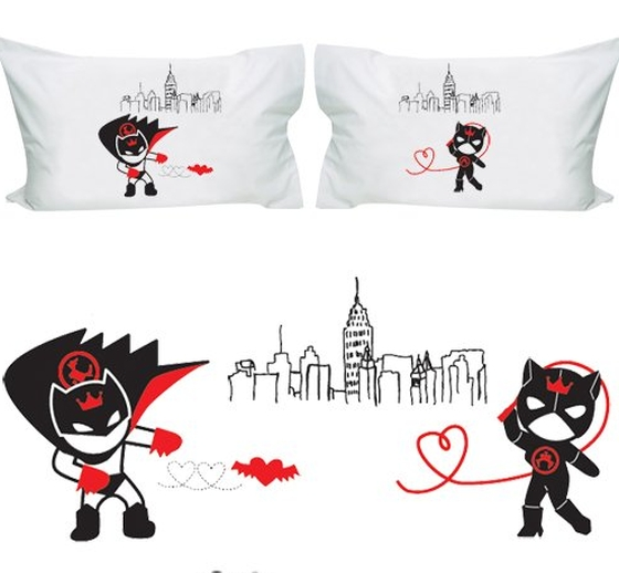 We're Irresistibly Attracted Couple Pillowcases