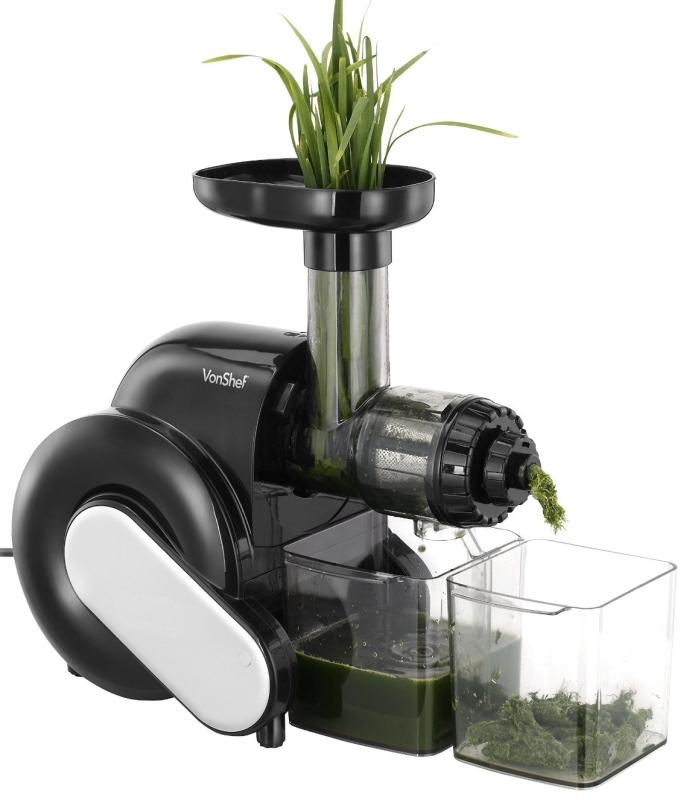 Wheatgrass Slow Juicer