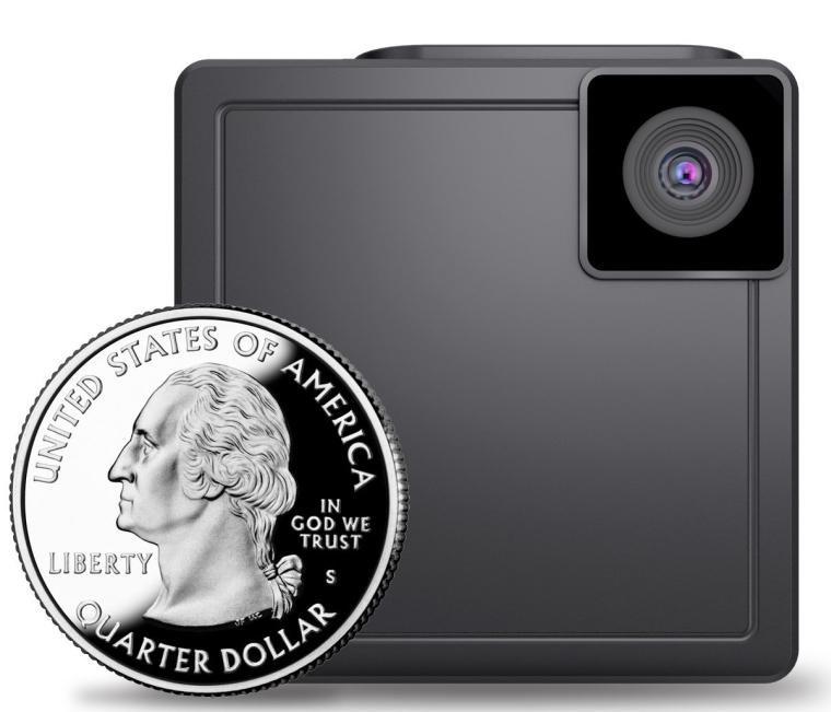 iON SnapCam LE 1065 8 MP Full HD 1080p Video Camera